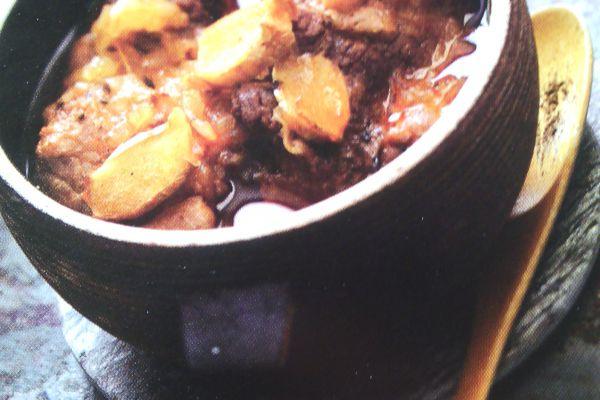 Recette Porc braisé aux 5-épices