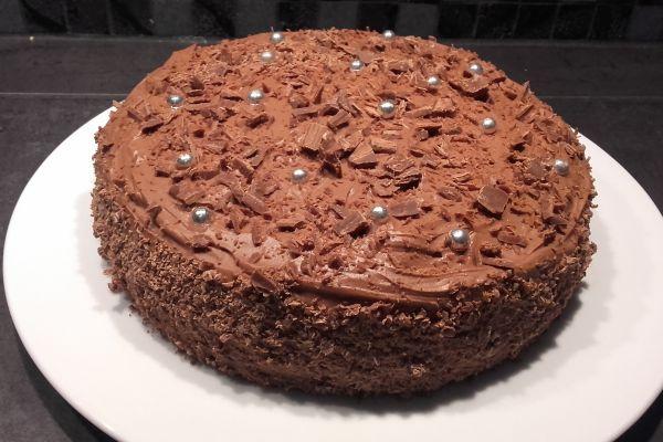 Recette Gâteau aux épices et au chocolat