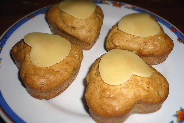 Recette Muffins au poisson