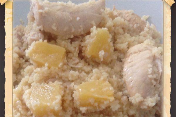 Recette Poulet à l'ananas Cookeo