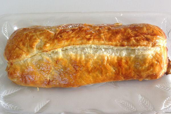 Recette Filet mignon en croûte au fromage ail et fines herbes