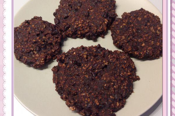Recette Cookies aux flocons d'avoine et aux bananes