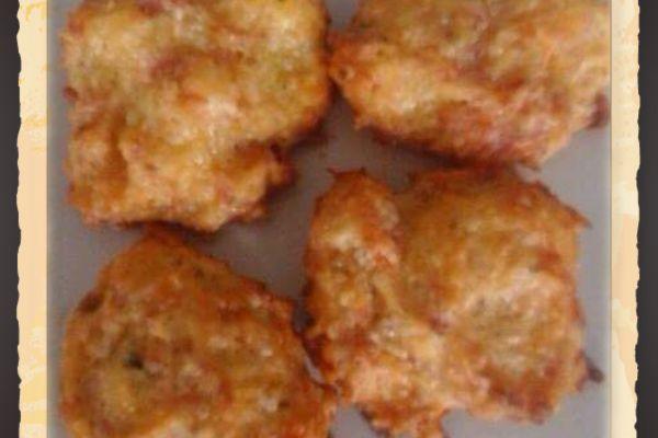 Recette Bouchées apéritives au fromage