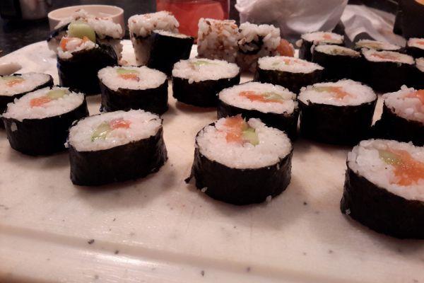 Recette Riz à sushi