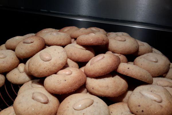 Recette Noisettes (biscuits de Noël )