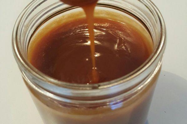 Recette Caramel Beurre Salé