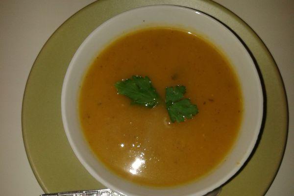 Recette Soupe de légume