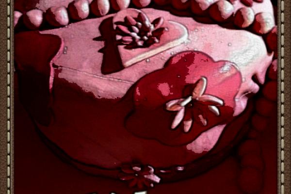 Recette Flores con Chocolate