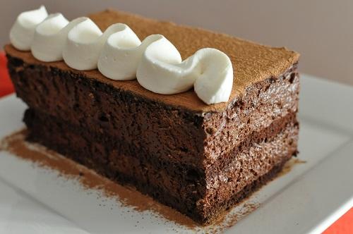 Recette L'extra fort en chocolat