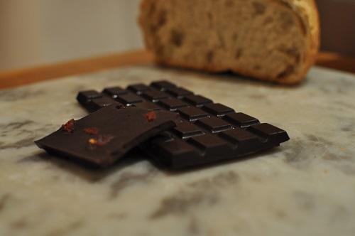 Recette Chocolat Cru