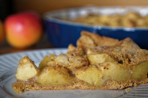 Recette Tarte Rustique aux Pommes