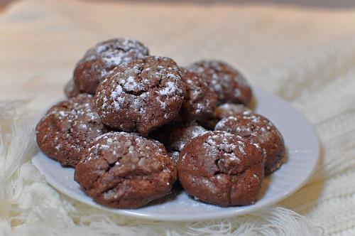 Recette Biscuits Chocolat