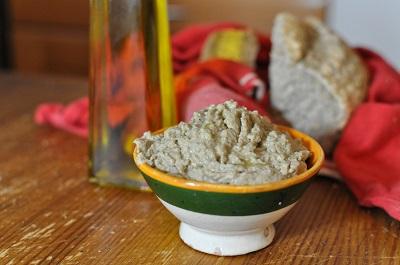Caviar d'Aubergine au Tahin