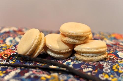 Recette Macaron à la Vanille de Madagascar