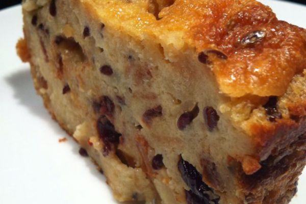 Recette Pudding raisins