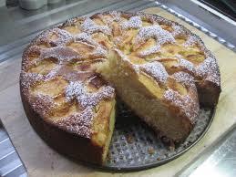 Gâteau aux pommes façon grand mere