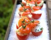 Recette Tomates cerises apero