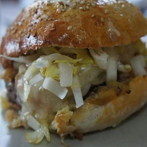 Recette Chti burger