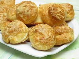 Recette GOUGERES AU FROMAGE