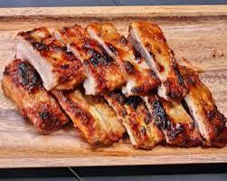 Recette Travers de porc ribbs