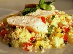 Recette Taboulé au poulet