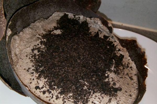 Recette Boule de chocolat à la mousse OREO...