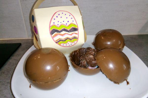 Recette Chocolat de Pâques fait maison