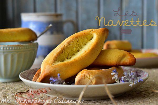 navettes (spécialité de Marseille)