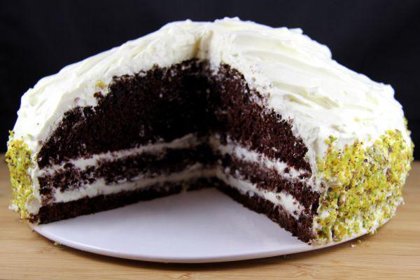 Gâteau tahitien choco -coco