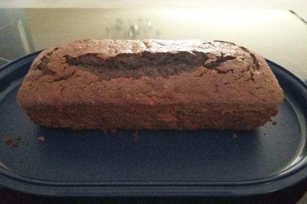 Recette CAKE AU CHOCOLAT ET AUX PEPITES