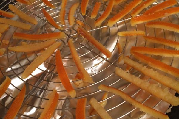 Recette oranges confites