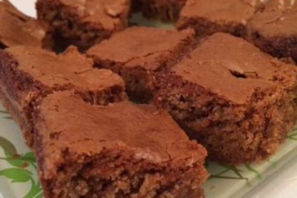 Recette brownies a la pralinoise